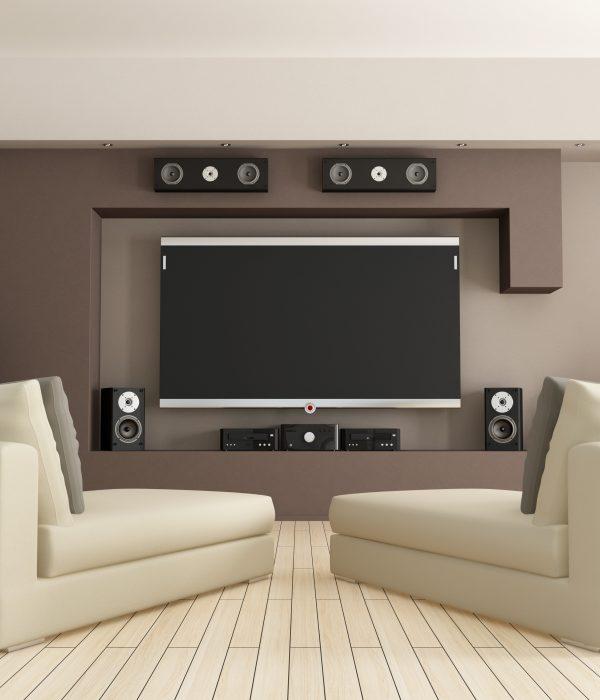 Custom Home Audio